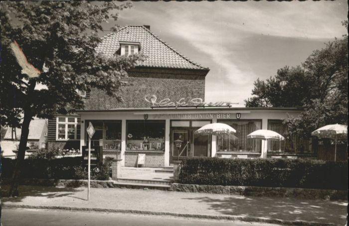 Neustadt Holstein Cafe Drews *