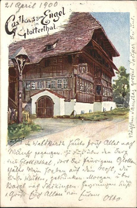 Glottertal Gasthaus Engel