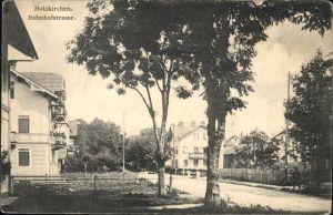 Holzkirchen Oberbayern Bahnhofstrasse Kat. Holzkirchen