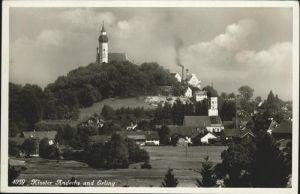 Kloster Andechs Erling Kat. Andechs