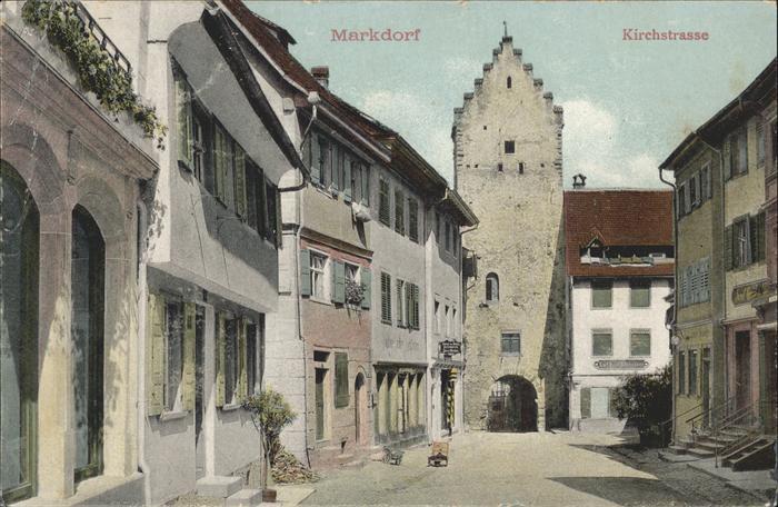 Markdorf Kirchstrasse  Kat. Markdorf