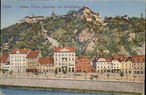 Graz Kaiser Franz Josefskai Schloberg Kat. Graz