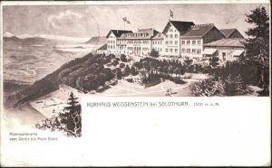 Solothurn Kurhaus Weissenstein / Solothurn /Bz. Solothurn