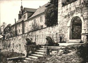 Schmalkalden Schmalkalden Schloss Wilhelmsburg * / Schmalkalden /Schmalkalden-Meiningen LKR