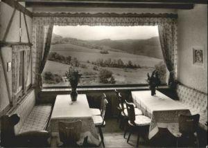 Waldmichelbach Waldmichelbach Odenwald Cafe Hotel Kreidacher Hoehe  * / Wald-Michelbach /Bergstrasse LKR