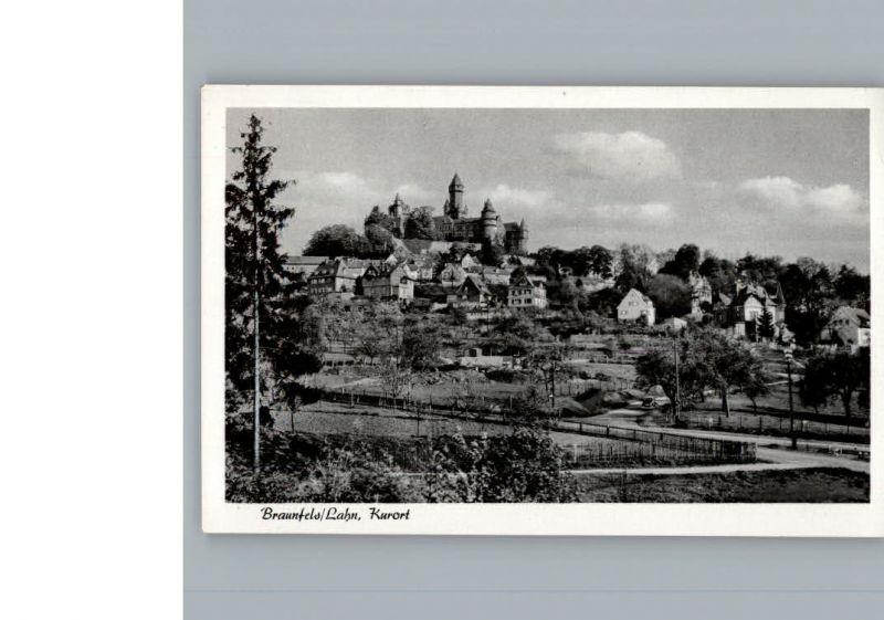 Braunfels  / Braunfels /Lahn-Dill-Kreis LKR