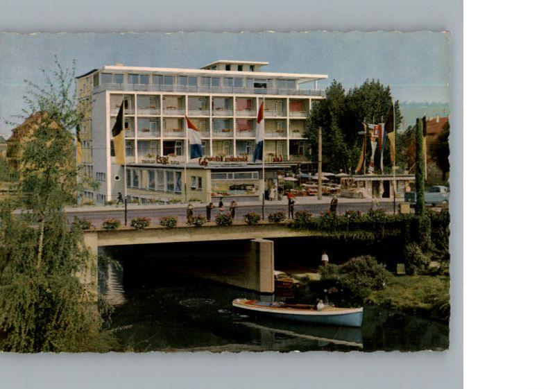 Heilbronn Neckar Insel-Hotel, Cafe, Restaurant / Heilbronn /Heilbronn LKR