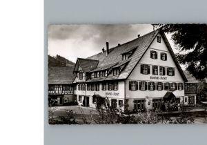 Klosterreichenbach Hotel Sonne - Post / Baiersbronn /Freudenstadt LKR