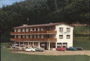 Waldmichelbach Hotel Odenwald Kat. Wald-Michelbach
