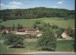 Reichelsheim Odenwald Gasthaus Pension Zum Hohenstein Kat. Reichelsheim (Odenwald)