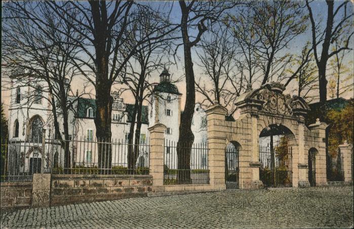 Nassau Lahn Schloss Geburtshaus Freiherr vom und zum Stein *