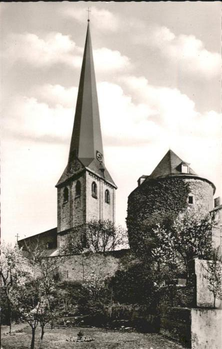 Euskirchen Martins Kirche  x