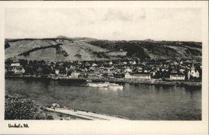 Unkel Rhein Schifffahrt *