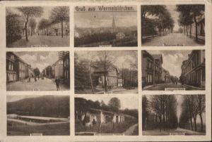 Wermelskirchen Berlinerstrasse Remscheiderstrasse Eich Eifgen *