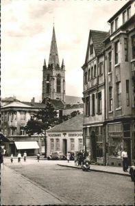 Euskirchen Bahnhofstrasse Herz Jesu Kirche  *