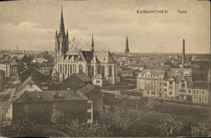 Euskirchen Kirche *