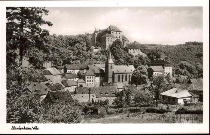 Blankenheim Ahr Blankenheim  * / Blankenheim /Euskirchen LKR