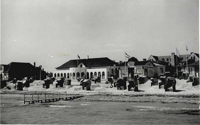Kellenhusen Ostseebad Kellenhusen Ostsee [handschriftlich] Strand * / Kellenhusen (Ostsee) /Ostholstein LKR