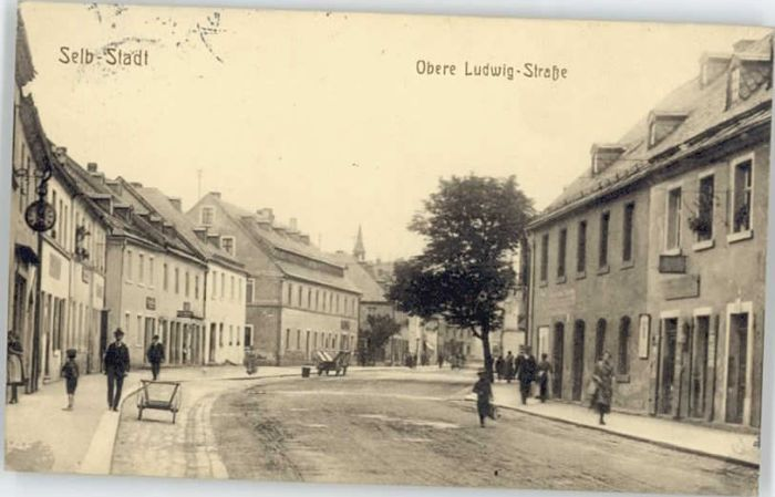 Selb Selb Ludwigstrasse x / Selb /Wunsiedel LKR