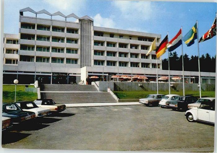 Hahnenklee-Bockswiese Kurhotel Hahnenklee *