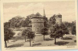 Nordhausen Thueringen Nordhausen Judenturm * / Nordhausen Harz /Nordhausen LKR