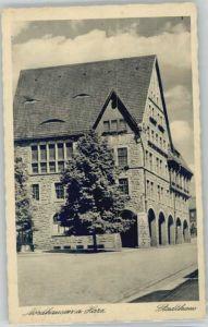 Nordhausen Thueringen Nordhausen Stadthaus * / Nordhausen Harz /Nordhausen LKR