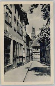 Nordhausen Thueringen Nordhausen Pfaffengasse Dom x / Nordhausen Harz /Nordhausen LKR