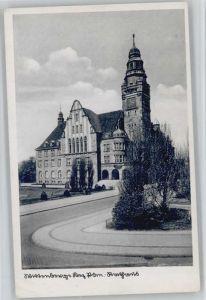 Wittenberge Wittenberge Rathaus x / Wittenberge /Prignitz LKR