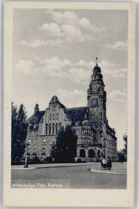 Wittenberge Wittenberge Rathaus * / Wittenberge /Prignitz LKR