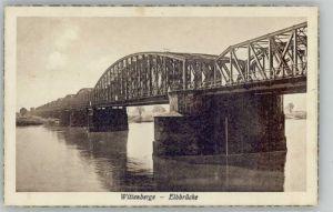 Wittenberge Wittenberge Elbbruecke x / Wittenberge /Prignitz LKR