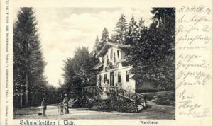 Schmalkalden Schmalkalden Waldhaus * / Schmalkalden /Schmalkalden-Meiningen LKR