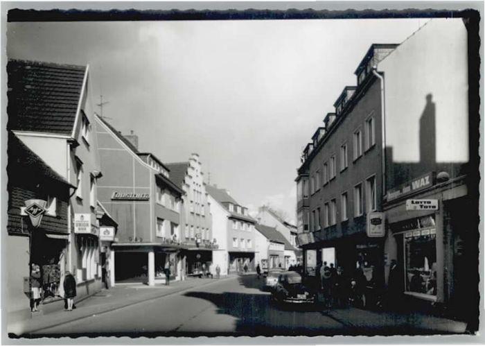 Waltrop Waltrop Dortmunderstrasse * / Waltrop /Recklinghausen LKR