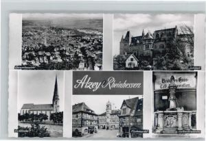 Alzey  *