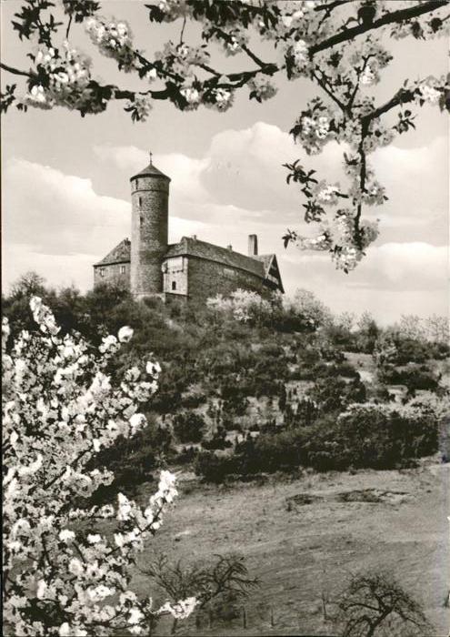 Witzenhausen Jugendburg Ludwigstein / Witzenhausen /Werra-Meissner-Kreis LKR