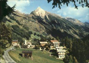 Mayrhofen Zillertal Brandberg / Mayrhofen /Tiroler Unterland
