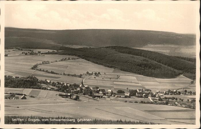 Seiffen Erzgebirge Schwartenberg / Kurort Seiffen Erzgebirge /Erzgebirgskreis LKR