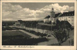Glauchau Sachsen Bahnhofsanlage x