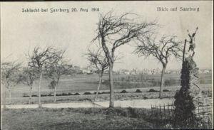 ww71323 Saarburg Saar Saarburg Schlacht * Kategorie. Saarburg Alte Ansichtskarten