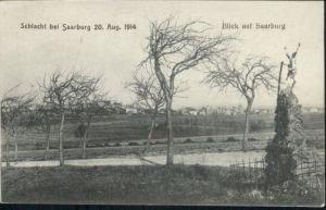 ww71357 Saarburg Saar Saarburg Schlacht x Kategorie. Saarburg Alte Ansichtskarten