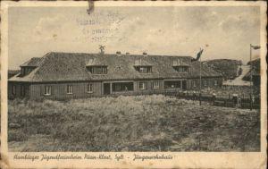 Insel Sylt Hamburger Jugendferienheim Puan-Klent  x