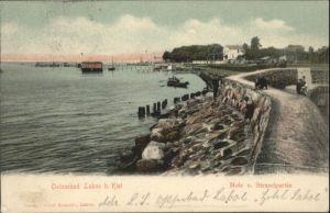 Laboe Kiel Mole Strand x