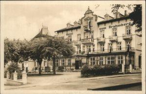 Malente-Gremsmuehlen Malente-Gremsmuehlen Hotel zum Brahmberg Holsteinische Schweiz x / Malente /Ostholstein LKR