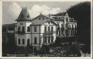 Malente-Gremsmuehlen Malente-Gremsmuehlen Hotel zum Brahmberg Holsteinische Schweiz * / Malente /Ostholstein LKR