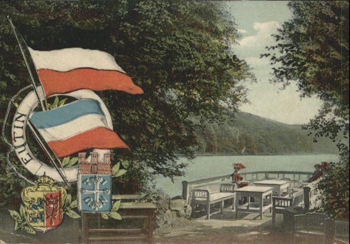 Eutin Fahne Rettungsring Wappen x
