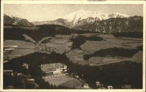 Semmering Kurhaus Rax Schneeberg Kat. Semmering