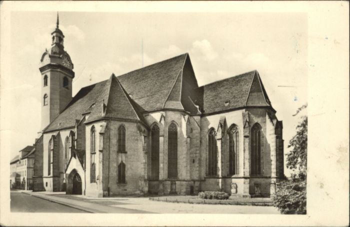 Torgau Torgau Marienkirche x / Torgau /Nordsachsen LKR