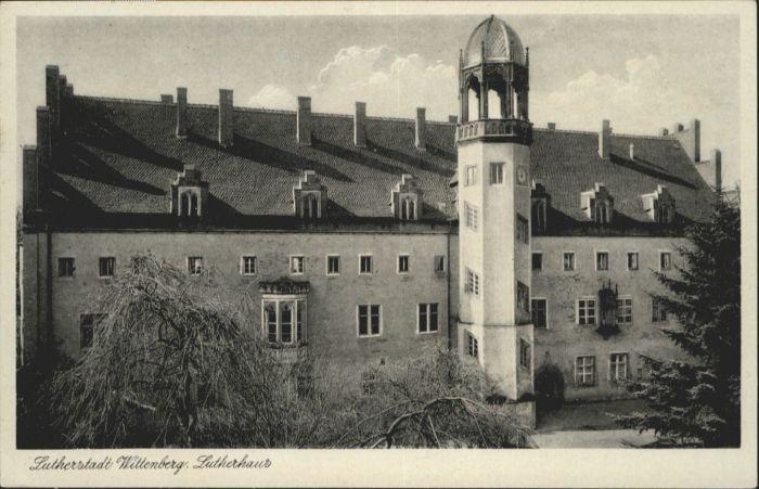 Wittenberg Lutherstadt Wittenberg Lutherstadt Lutherhaus x / Wittenberg /Wittenberg LKR