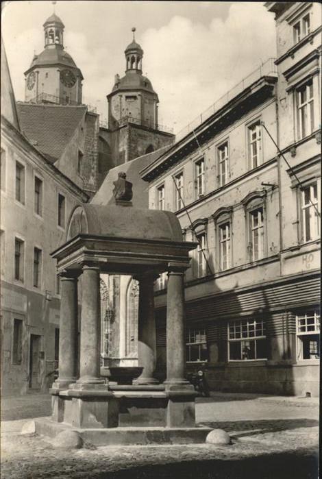 Wittenberg Lutherstadt Lutherstadt Holzmarkt / Wittenberg /Wittenberg LKR