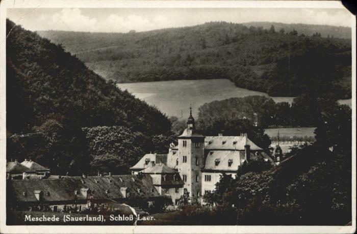 Meschede Schloss Laer x