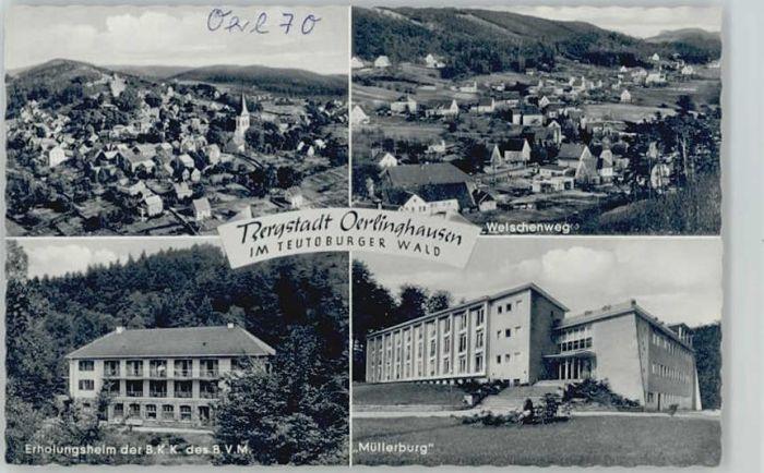 Oerlinghausen Oerlinghausen  * / Oerlinghausen /Lippe LKR